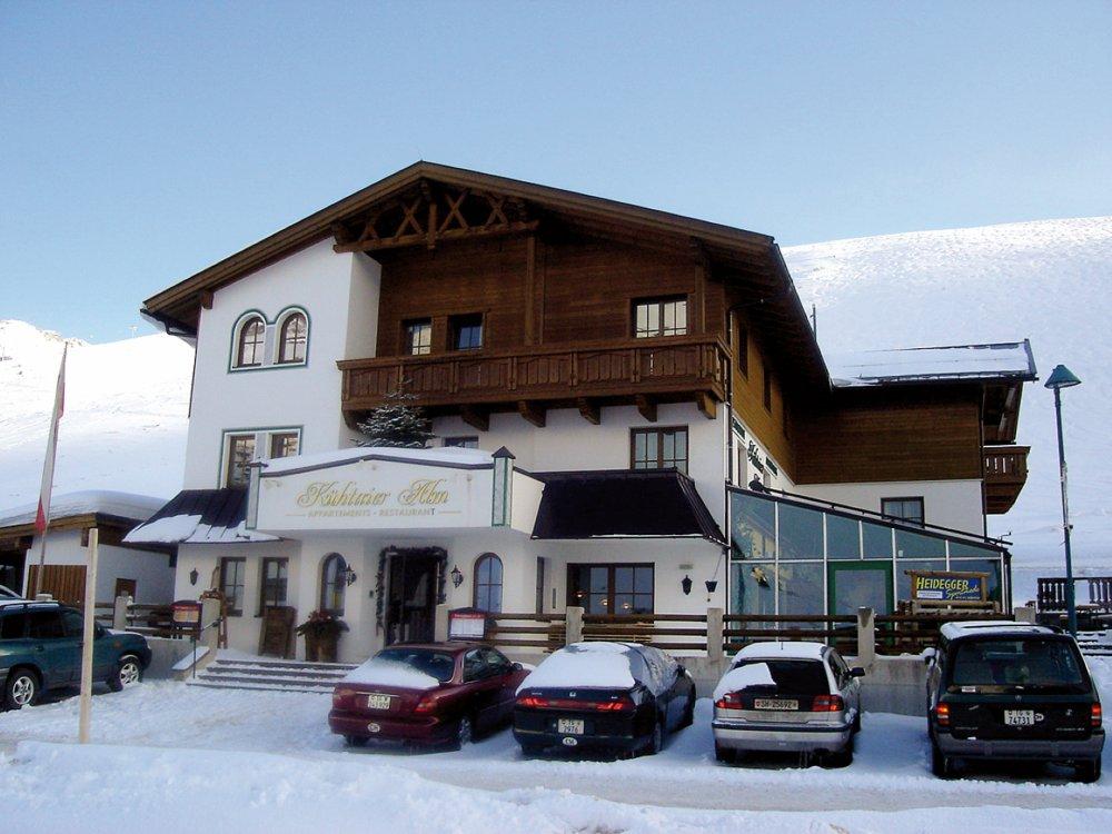 Unterkunfte Sommer Urlaub In Kuhtai Tirol