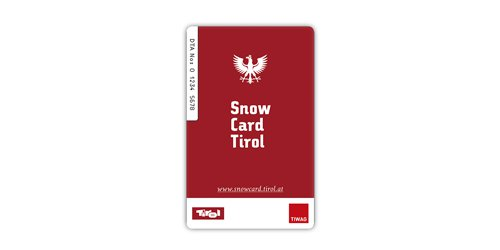 Snow Card Tirol