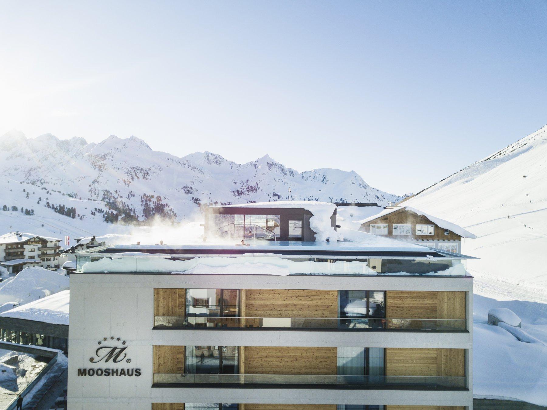 Hotel Mooshaus Urlaub In K 252 Htai Tirol