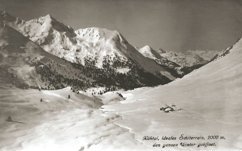 Chronik - Urlaub in Kühtai/Tirol