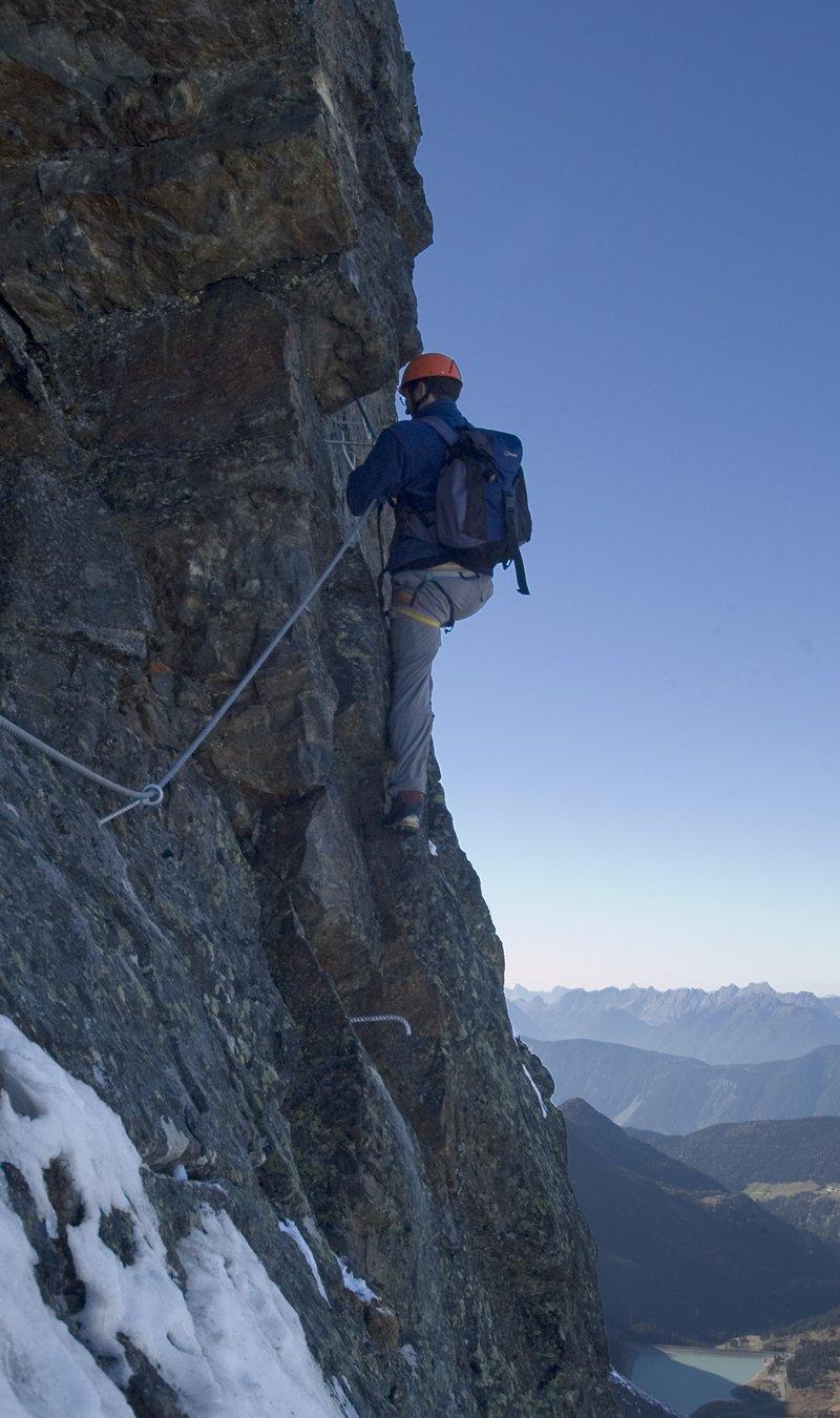 mountain climbing urlaub in kühtai tirol