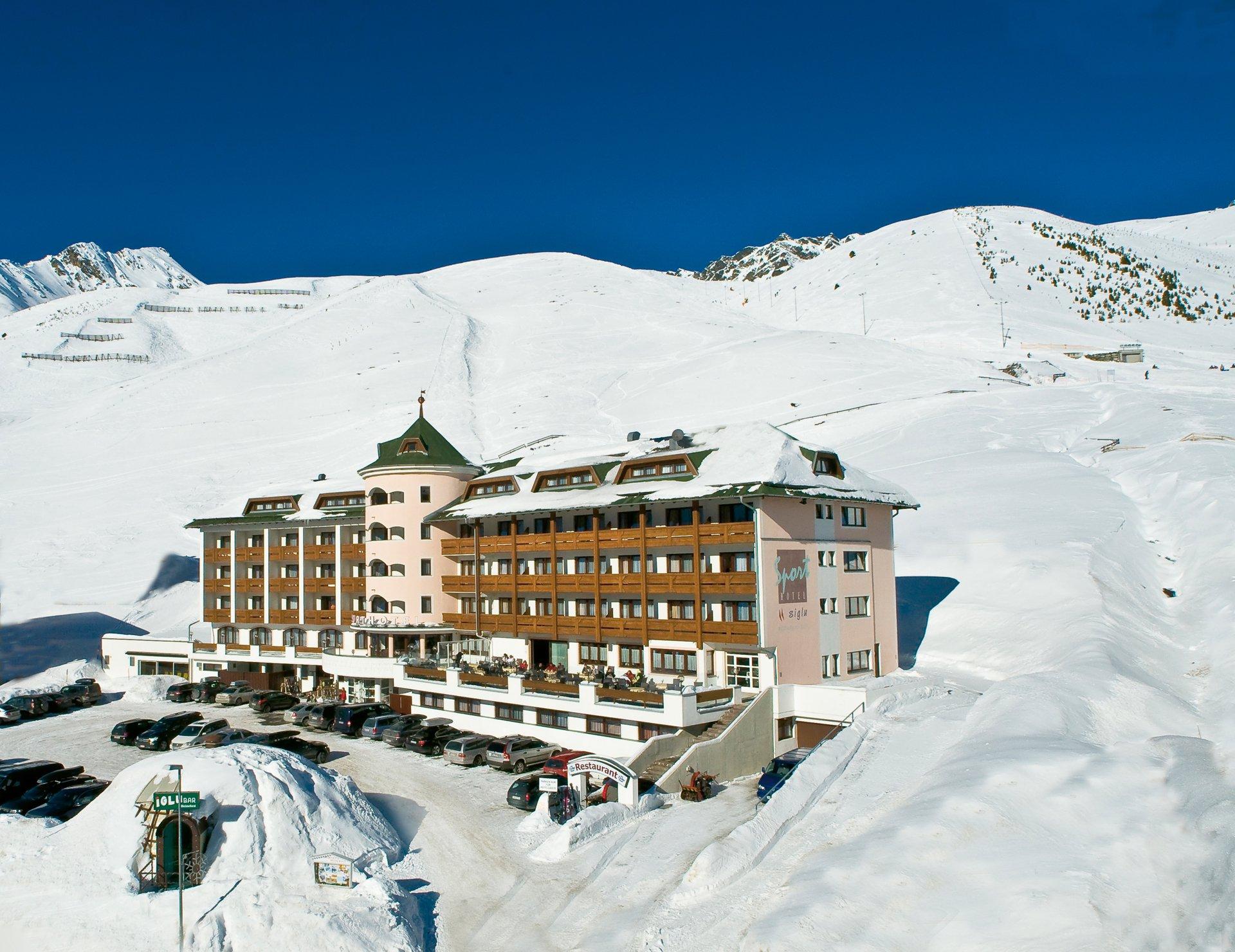 Sporthotel K 252 Htai Urlaub In K 252 Htai Tirol