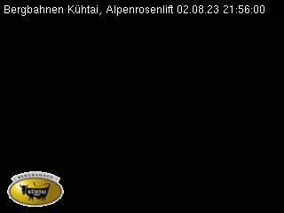 Ausblick vom Graf Ferdinand Haus - Webcam
